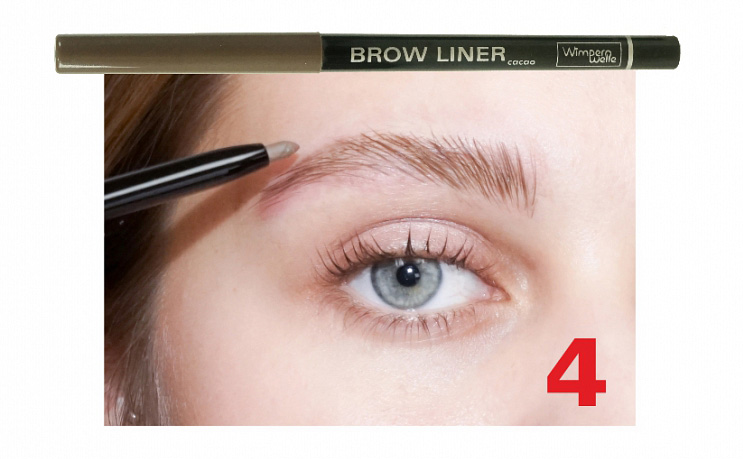 Brow Lifting & Styling - Step 4