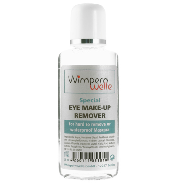 Wimpernwelle Special Make-up Remover 50ml