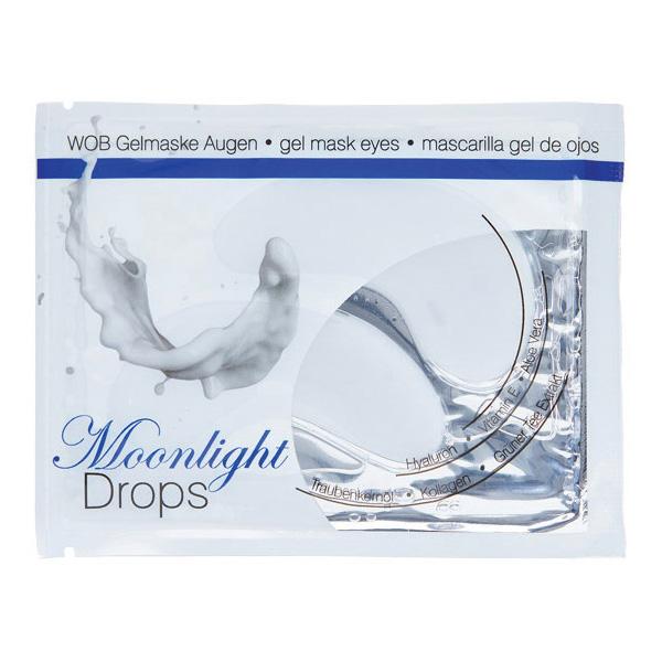 Ενυδατική μάσκα Gel (επιθέματα) - Moonlight Drops