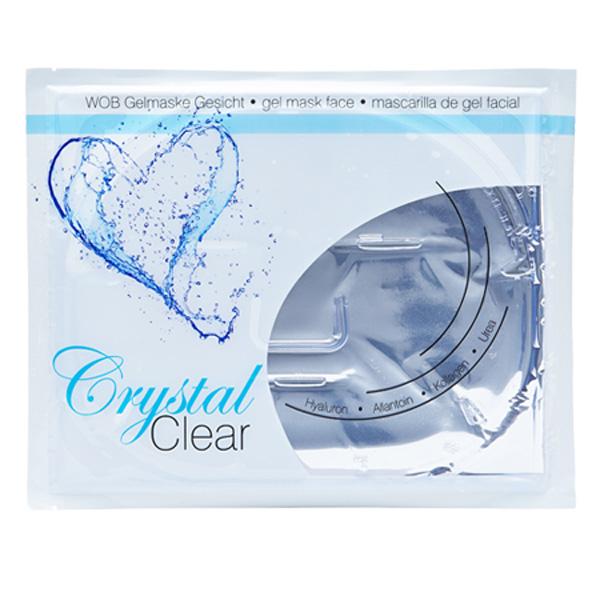 Ενυδατική Μάσκα Προσώπου - Crystal Clear Face