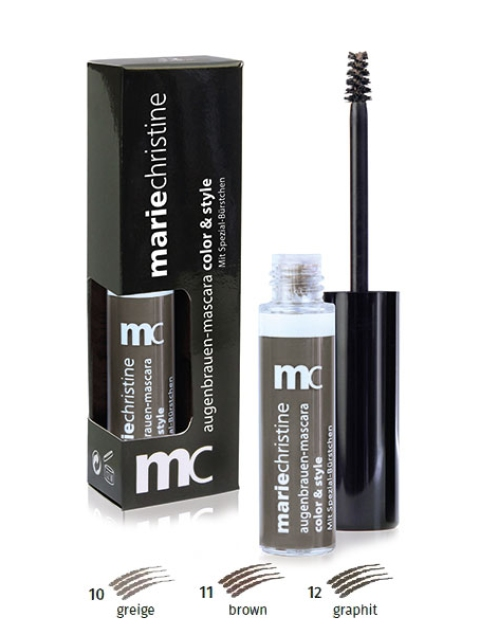 MC Eyebrow Mascara - Μάσκαρα Φρυδιών